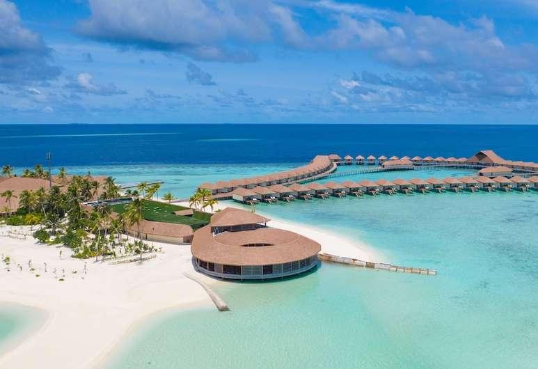 Fiber Thatch Cinnamon Velifushi Maldives 53