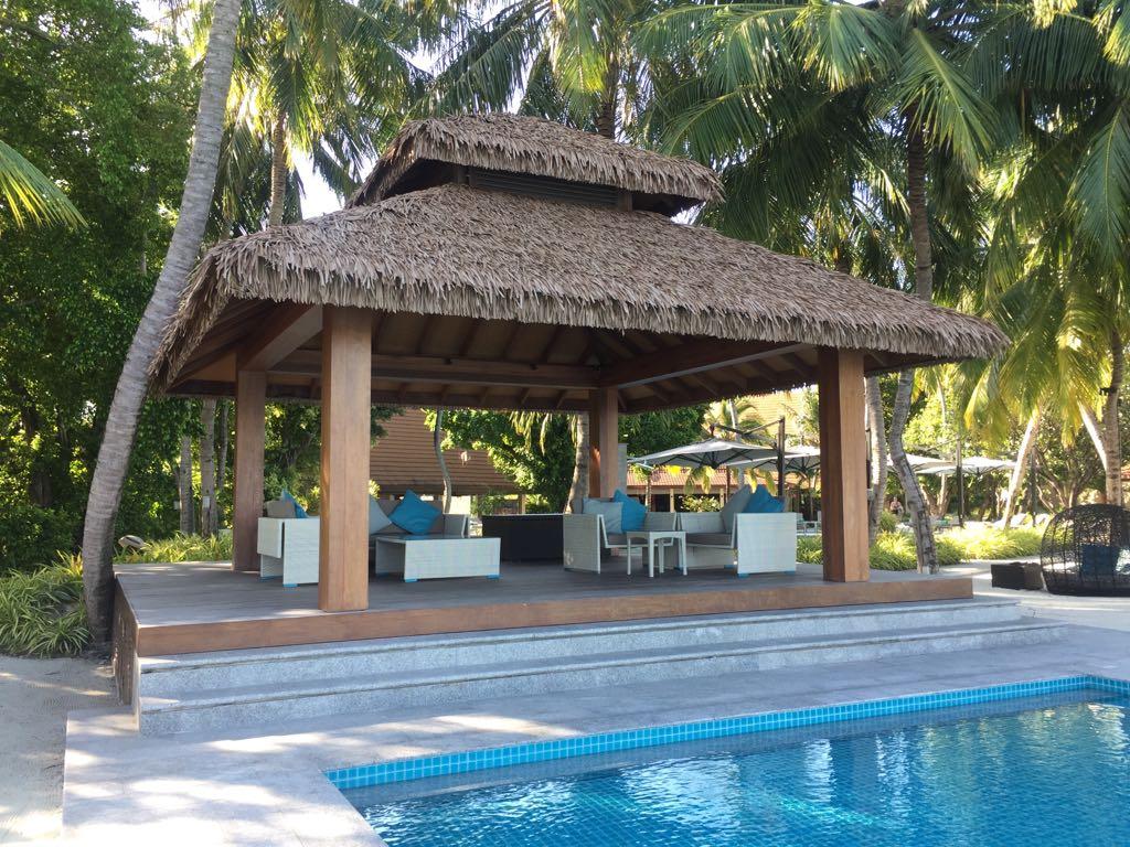 Fiber Thatch Maldives 03