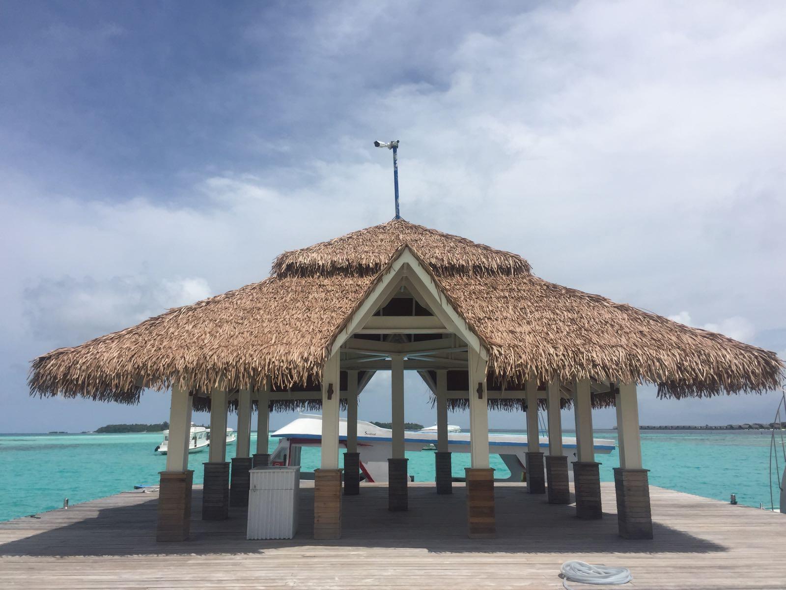 Fiber Thatch Maldives_Holiday Inn Kandooma 02